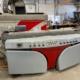 Edge polisher Sassomeccanica Flying Flat 6+4 for flat