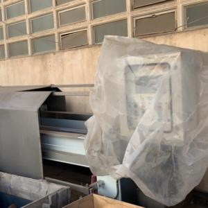 Filtro prensa Zanasi Delta Acque FPSA080/10M – 10/800