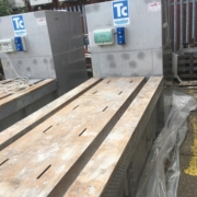 Banco aspirante TC Turrini Claudio BA250G - acciaio inox