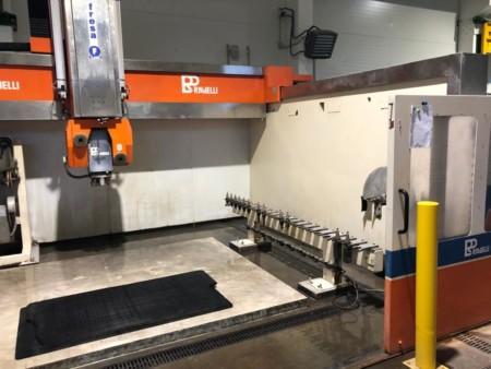 CNC Machine Ravelli Teorema B35 - 5 Axes