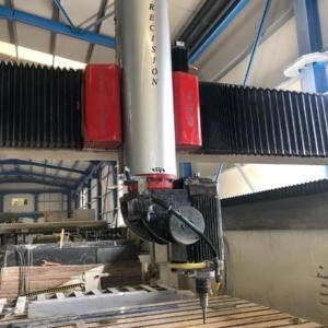 Bridge saw CNC Campagnola & Fedeli Precision Classic – Blade 625 mm – 6 axes