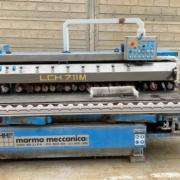 Edge polisher Marmo Meccanica LCH711 M-SE/SU for flat