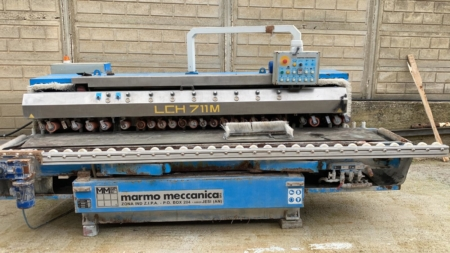 Edge polisher Marmo Meccanica LCH711 M-SE/SU for flat