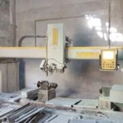 Lathe GMM Roto 100 – Blade 625 mm