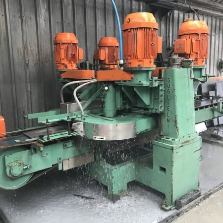Splitting machine Guglielmi 4MLH.460 - 2001