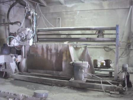Hydraulic Lathe - Cortinovis TI 3000/1000