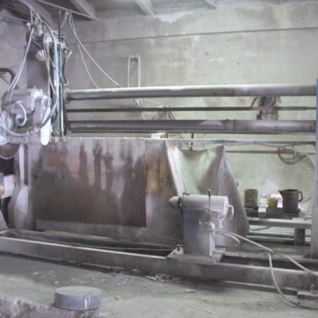 Tornio idraulico - Cortinovis TI 3000/1000
