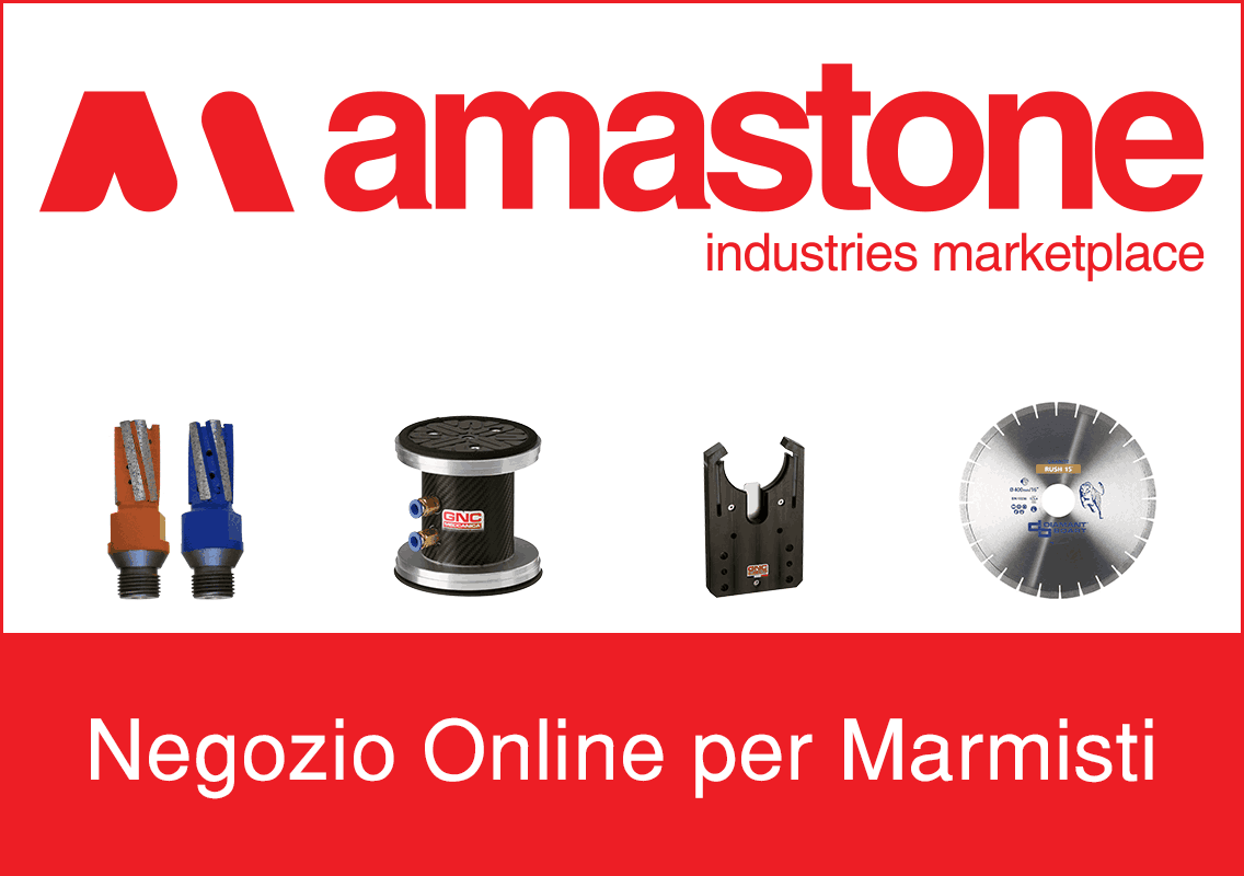 Amastone - Negozio Online per Marmisti