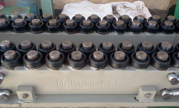 Marchetti Tensioner Units