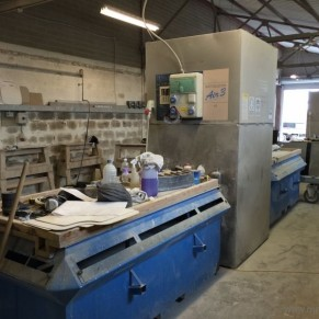 Bench Suction Italmecc Air 3
