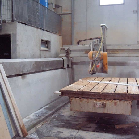 Bridge Saw Barsanti Junior 750