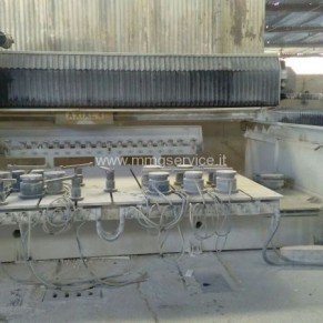 Used CNC CMS Brembana AXIAL 4