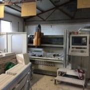 Used CNC Breton Contourbreton NC260