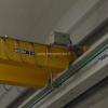 Overhead crane Samo Classe A5 – 12,5 ton – 15 m