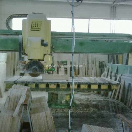 Bridge saw CNC Pedrini M940CN 5 axes