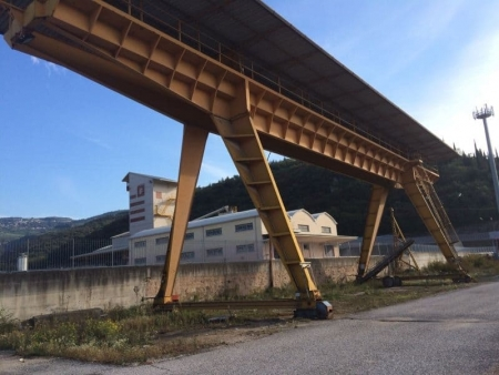 Gantry Crane FOEM 5 tons – 21+7+7 m