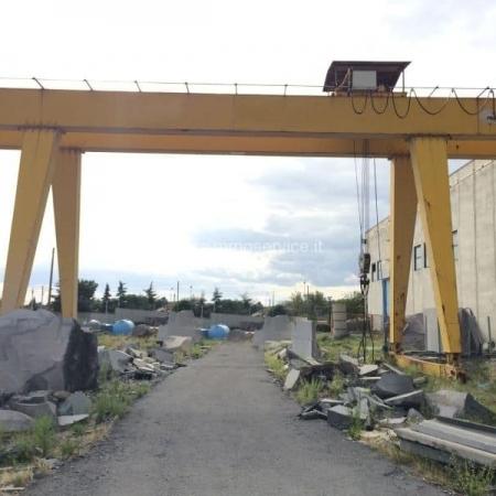 Gantry Crane Promotec 30 tons – 12+5+5 m