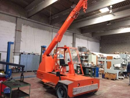 Mobile crane Omar 35Ql