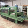 Used polishing machine for marble tiles Bacci model LPK80 with 6 heads and 1 calibrator