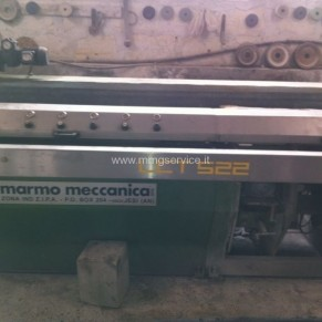 Edge Polisher Marmo Meccanica LCT 522 flat and round edges