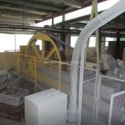 Granite gangsaws Simec GSX Record 450 cm