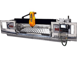 Bridge saws CNC