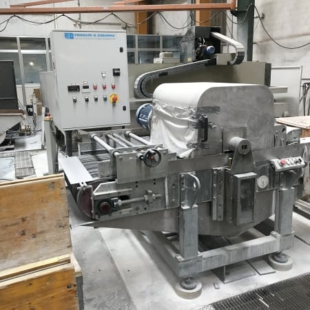 Cutting Machine Ferrari e Cigarini MTX 700/1