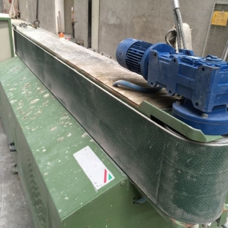 Edge polisher Marmo Meccanica LCV922M for flat