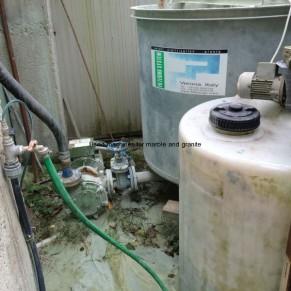 Filter press Filtering System 500/8