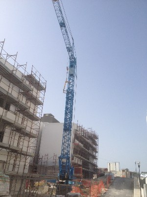 Used Tower crane 3,5