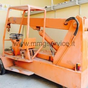 Mobile crane Sard 30Ql
