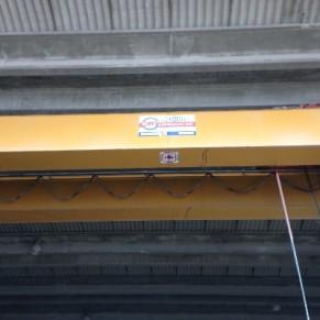 Overhead Crane D'Azzeo 10 ton – 17,55 mt