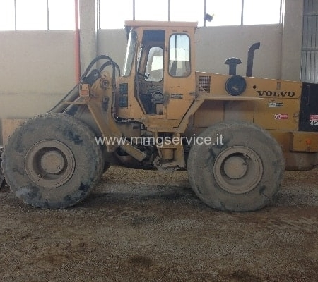 Wheel loader Volvo BM AB 4500