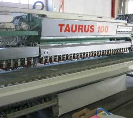 Edge Polisher CMG taurus 100/8S