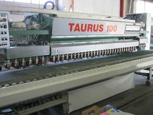Edge Polisher CMG taurus 100/8S