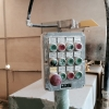 Cross cutter Tecnomec 20 cm