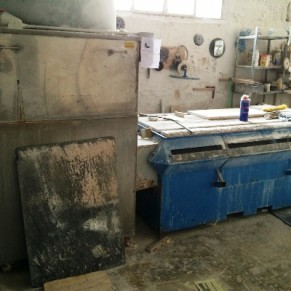 Used Bench Suction Italmecc Air 3