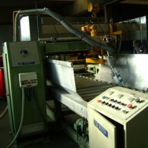 Flaming machine for tiles Pellegrini CMPM800
