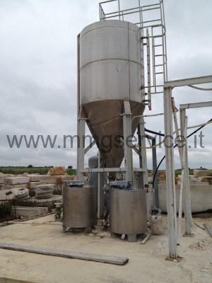 Filterpress Blandini Depursila 6/600