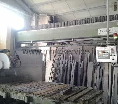 Used Bridge saw FAPEMAC Felix 800