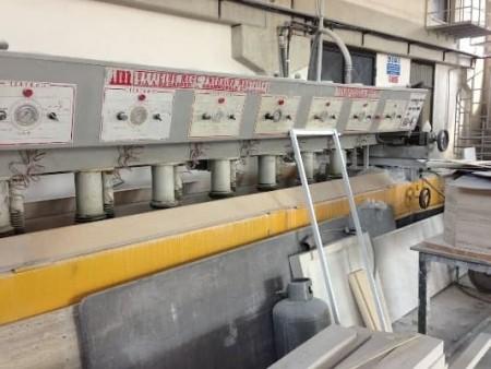 Used polishing machine for marble tiles 40cm Mantello