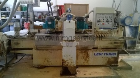 Splitting machine Levi Tunisi LT 4D 460 – 4 discs