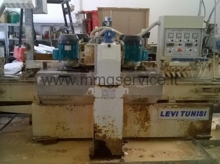 Splitting machine Levi Tunisi LT 4D 460 – 4 discs