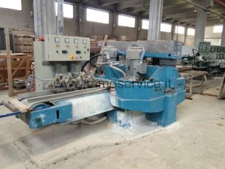 Splitting machine Socomac SC445L 4 discs