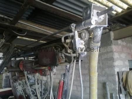 Drilling Machine for quarry Pellegrini Rambo 7500