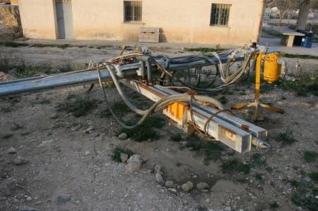 Drilling Machine Pellegrini TBC 90/2
