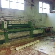 Polishing machine for marble tiles and strips Sassomeccanica v5+1/40