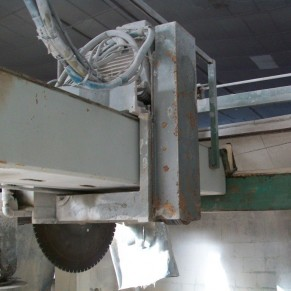 Block cutters Terzago T11 - marble and granite