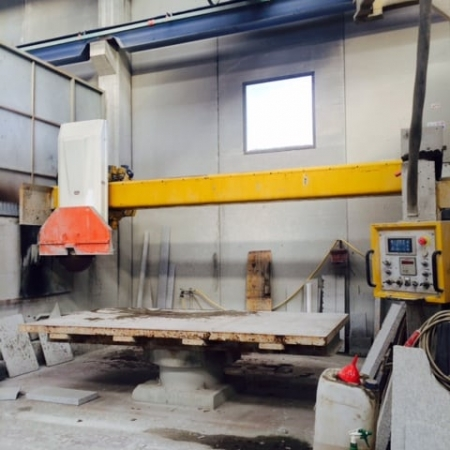 Bridge saw Cemar Plathons - 1200 mm