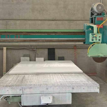 Bridge saw Comepp M400 - 625 mm